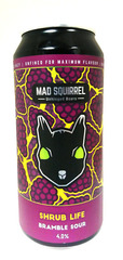 Mad Squirrel Shrub Life Bramble Sour