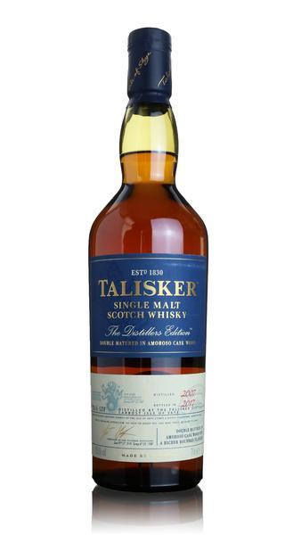 Talisker 2007 Distillers Edition Amoroso Finish