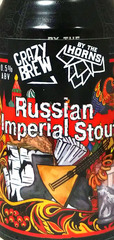 By The Horns Russian Imperial Stout