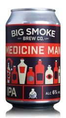 Big Smoke Medicine Man IPA