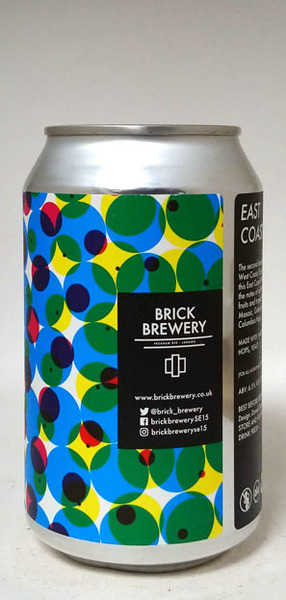 Brick Brewery East Coast IPA