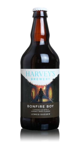 Harvey's Bonfire Boy
