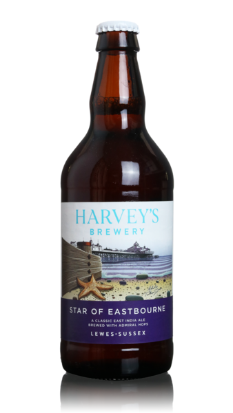 Harvey's Star of Eastbourne IPA