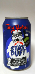 Tiny Rebel Stay Puft Imperial Irish Cream Marshmallow Porter