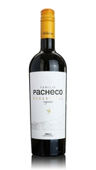 Pacheco Organic Monastrell 2019