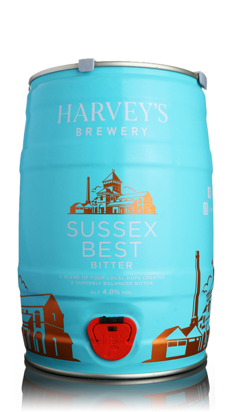 Harvey's Sussex Best Mini Keg