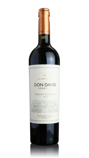 El Esteco Don David Reserve Cabernet Sauvignon 2018