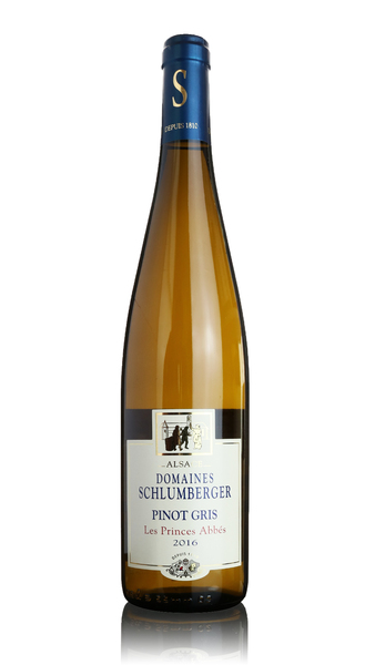 Schlumberger Pinot Gris Les Princes Abbes 2016