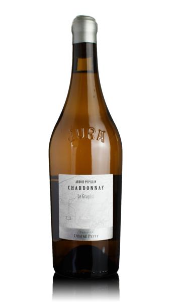Domaine Desire Petit Chardonnay Le Grapiot, Arbois 2018
