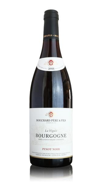 Bourgogne Pinot Noir 'La Vignee', Bouchard Pere et Fils 2018