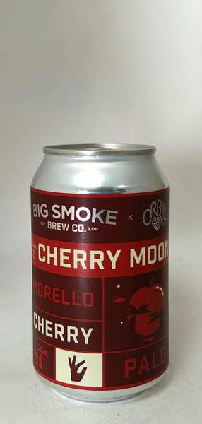 Big Smoke Under the Cherry Moon, Morello Cherry Pale Ale