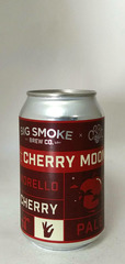 Big Smoke Under the Cherry Moon, Morello Cherry Pale Ale