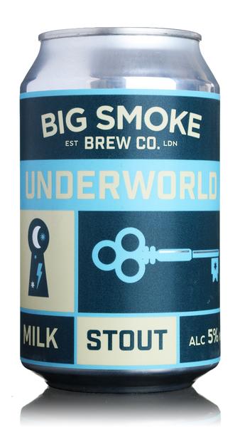 Big Smoke Underworld Milk Stout