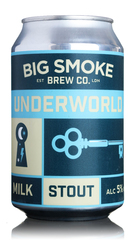 Big Smoke Underworld Milk Stout