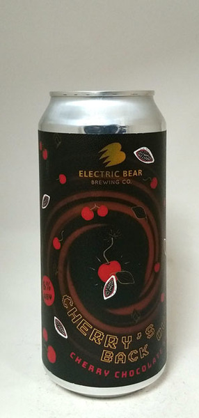 Electric Bear Cherry's Back Out Chocolate Stout