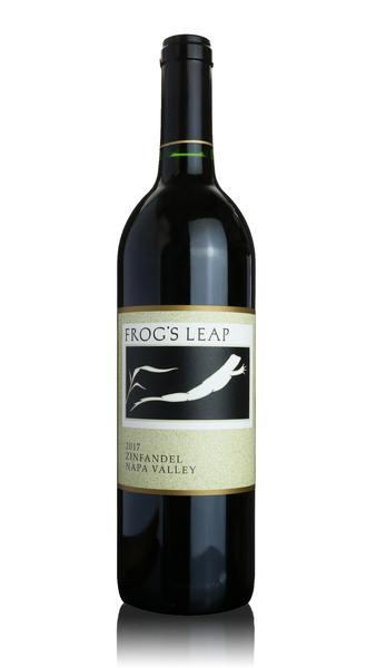 Frog's Leap Zinfandel, Napa Valley 2017