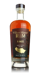 William Hinton 6 Year Old Madeira Rum