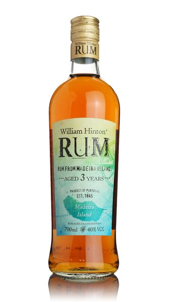 William Hinton 3 Year Old Madeira Rum