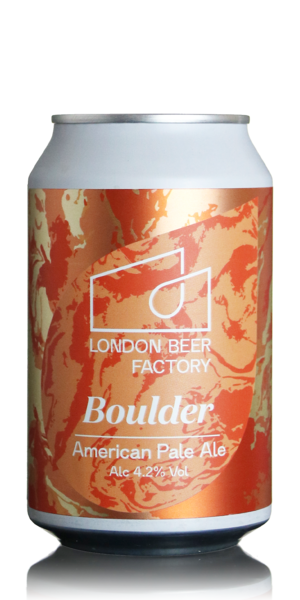 London Beer Factory Boulder American Pale Ale