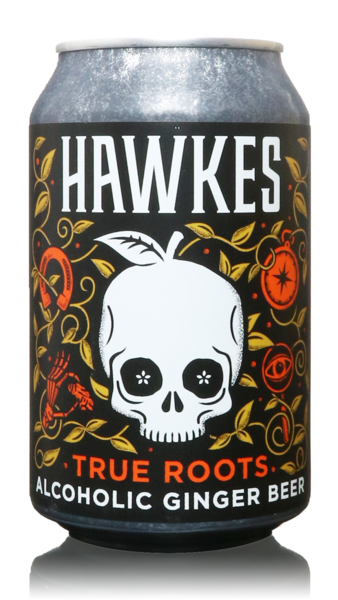 Hawkes 'True Roots' Alcoholic Ginger Beer