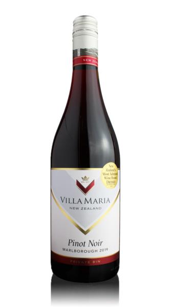 Villa Maria Private Bin Marlborough Pinot Noir 2019
