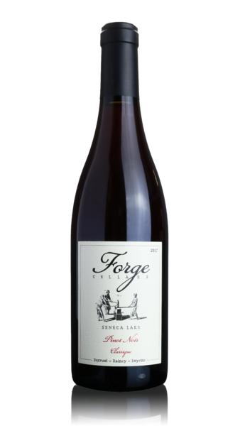 Forge Cellars Finger Lakes Classique Pinot Noir 2017