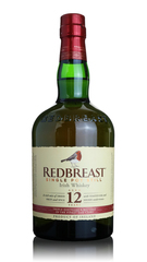 Jameson Redbreast 12YO Single Pot Still Irish Whiskey