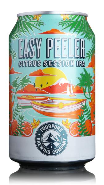 Fourpure Easy Peeler Citrus IPA