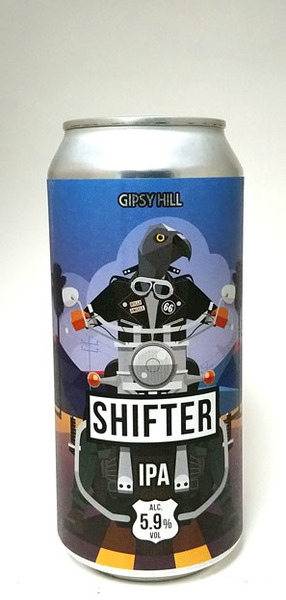 Gipsy Hill Shifter IPA