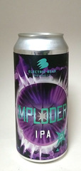 Electric Bear Imploder IPA