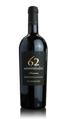San Marzano '62 Anniversario' Primitivo di Manduria 2016