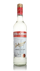 Stolichnaya Red Label Premium Vodka