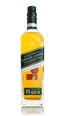 Johnnie Walker Green Label 15 Year Old Blended Malt