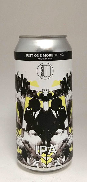 Mondo Just One More Thing IPA