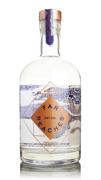 Far Reaches Dry Gin