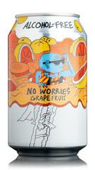 Lervig No Worries Grapefruit Alcohol Free IPA