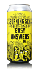 Burning Sky Easy Answers IPA