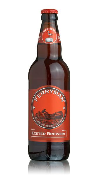 Exeter Brewery Ferryman Best Bitter