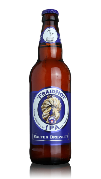 Exeter Brewery Fraid Not IPA