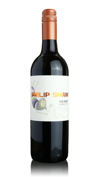 Philip Shaw The Idiot Shiraz 2017