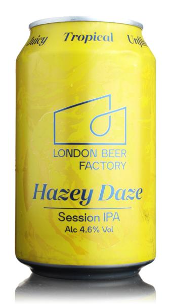 London Beer Factory Hazey Daze Session IPA