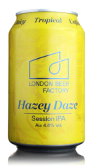 London Beer Factory Hazey Daze Session IPA