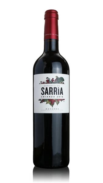 Senorio de Sarria Navarra Crianza 2016