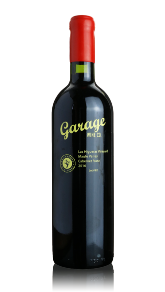 Garage Wine Co Cabernet Franc 2016