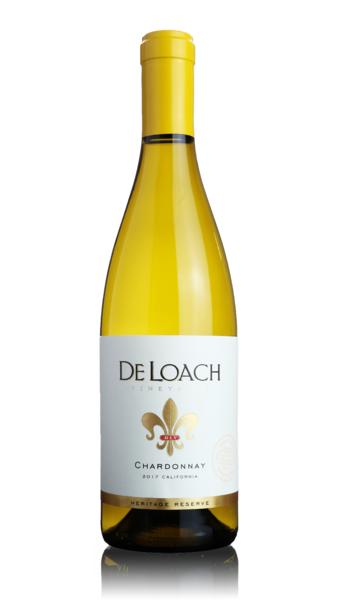 De Loach Heritage Reserve Chardonnay 2017