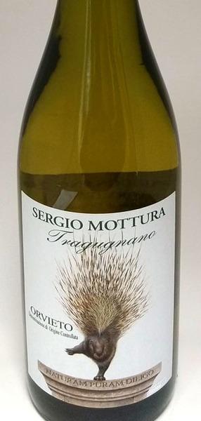 Sergio Mottura Tragugnano, Orvieto Classico 2018