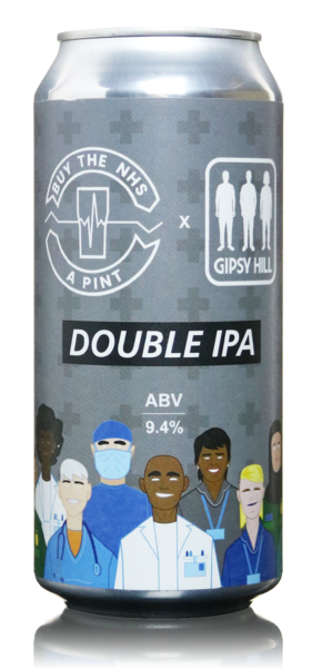Gipsy Hill NHS Double IPA