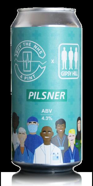 Gipsy Hill NHS Pilsner