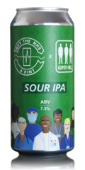 Gipsy Hill NHS Sour IPA