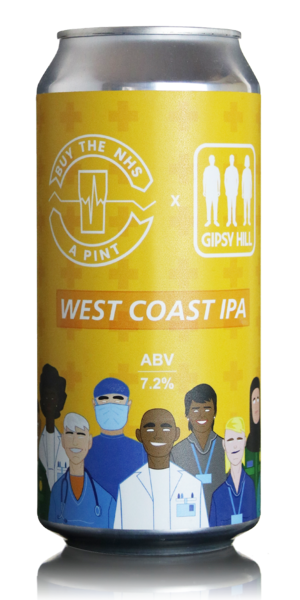 Gipsy Hill NHS West Coast IPA